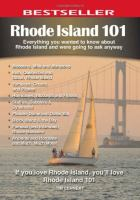 Rhode Island 101