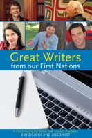 Great Writers From Our First Nations