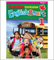 Canadian Curriculum, EnglishSmart, Grade 1