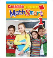 Canadian Curriculum MathSmart