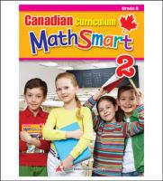 Canadian Curriculum MathSmart