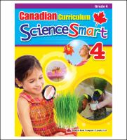 Canadian Curriculum ScienceSmart
