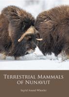 Terrestrial Mammals of Nunavut