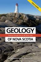 Geology of Nova Scotia