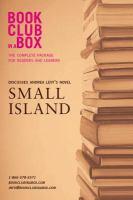 Bookclub-in-a-box Presents the Discussion Companion for Andrea Levy's Novel Small Island