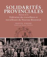 Solidarités provinciales