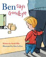 Ben Says Goodbye