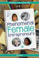 Phenomenal Female Entrepreneurs