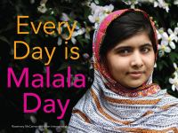 Image: Every Day Is Malala Day
