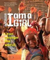 Because I Am A Girl I Can Change the World