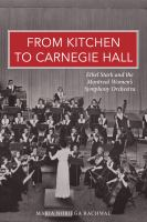 From Kitchen to Carnegie Hall