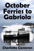 October Ferries to Gabriola