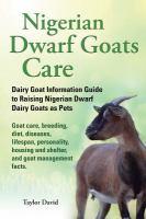 Nigerian Dwarf Goats Care