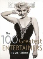 The 100 Greatest Entertainers, 1950-2000