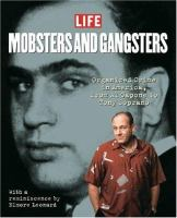 Mobsters and Gangsters