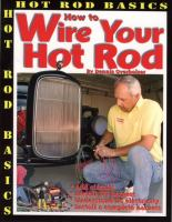 How to Wire your Hot Rod