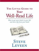 Little Guide to your Well-read Life