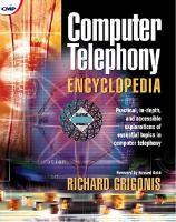 Computer Telephony Encyclopedia