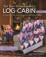 Not Your Grandmother's Log Cabin