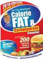 The Calorieking