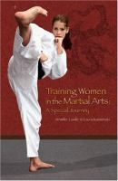 Training Women in the Martial Arts