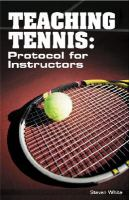 Teaching Tennis