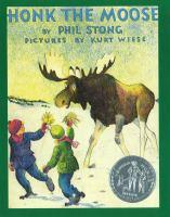 Honk, the Moose