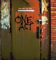 The Art of the One-act