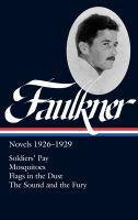 Novels, 1926-1929