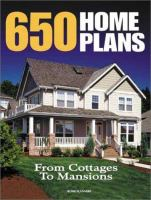 650 Home Plans