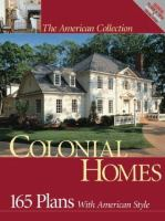 Colonial Homes