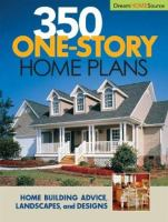 350 One-story Home Plans