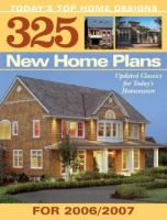 325 New Home Plans for 2007