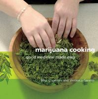 Marijuana Cooking