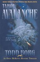 Tahoe Avalanche