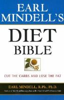 Earl Mindell's Diet Bible