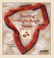 Beading With Right Angle Weave