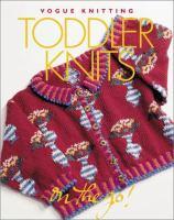 Vogue Knitting Toddler Knits
