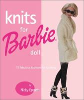 Knits for Barbie Doll