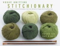 Stitchionary 1