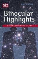 Binocular Highlights