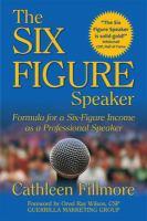 The Six Figure Speaker