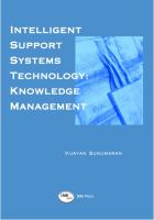 Intelligent Support Systems