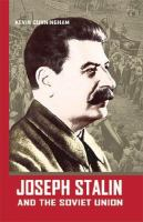 Joseph Stalin and the Soviet Union