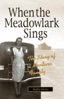When the Meadowlark Sings