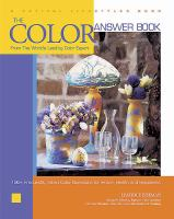 The Color Answer Book From the World's Leading Color Expert