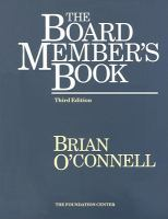 The Board Member's Book