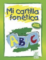 Mi cartilla fonética abc