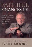 Faithful Finances 101