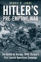 Hitler's Preemptive War